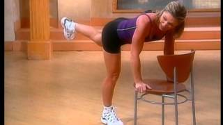 Фитнес по американской технике, реально помогает похудеть часть6