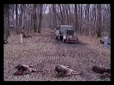 Lovy Maďarsko Rumunsko  1.díl