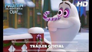 Corto 'Frozen: Una aventura de Olaf' | Tráiler oficial en español | HD