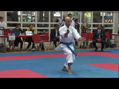 GERMAN OPEN KARATE 2011 TAG 1 in Aschaffenburg 24.09.2011 FINALS (DKV)