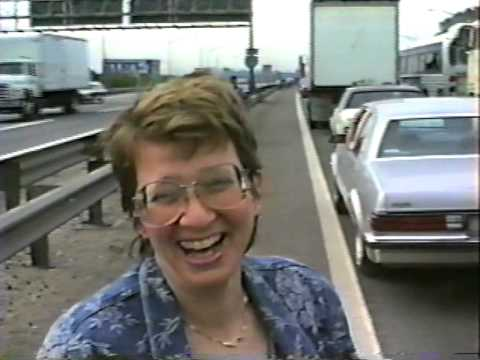 New Jersey Turnpike Disaster September 23 1988 Part 1 of 5
