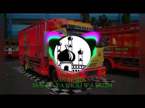 Dj Sholawat 2019 Maula Ya Sholi Wa Salim Fzl Official