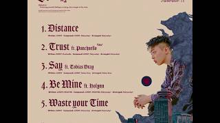 Gambar cover JUNNY(주니) [Vivid. Pt. 2] Track List & Highlight Melody