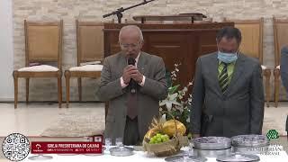 Culto de Adoração - 01 /11/2020 - Igreja Presbiteriana do Calhau