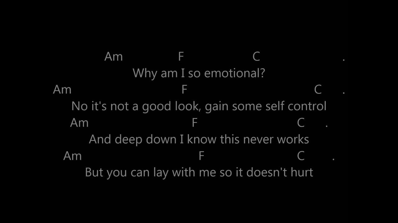 Sam Smith Stay With Me Lyrics Chords Youtube