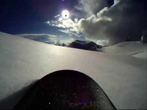 Snow Boarding Hawaii Mauna Kea