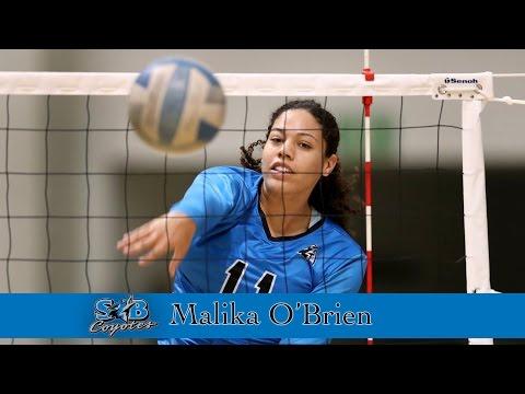 Coyote Student Athlete Profile: Malika OBrien