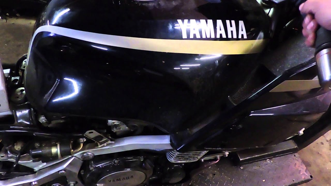 Yamaha Moto 4 350 Cdi Wire Diagram - List of Wiring Diagrams on