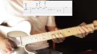 Como Tocar el Solo de Hotel California - The Eagles - Tutorial de Guitarra Electrica - Parte 3