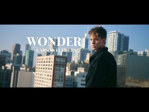 Смотреть клип Carson Lueders - Wonder