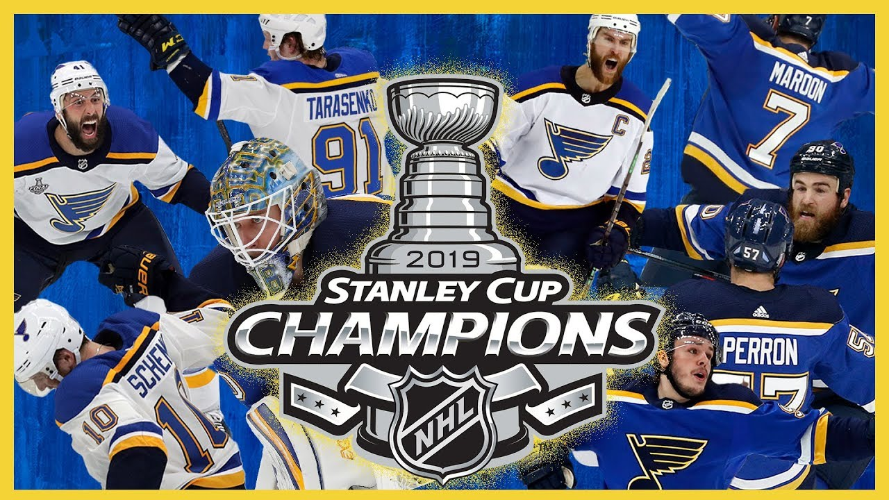 Blues June 12 Is A Date St Louis Will Never Forget Ksdk Com