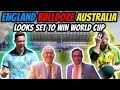 England Bulldoze Australia | Looks set to win World Cup