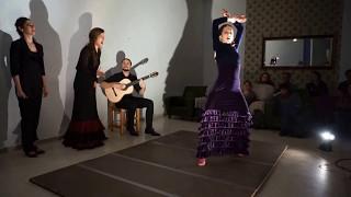Tarantos-Tablao flamenco en Casa Ensambla-Claudia Karapanou