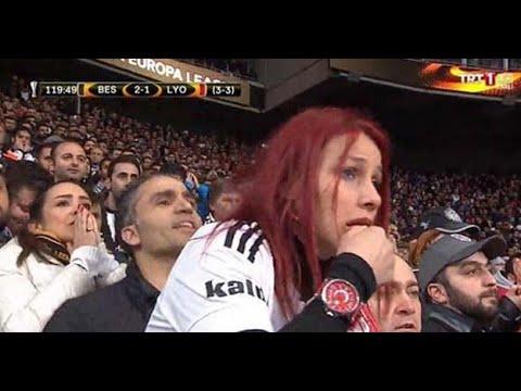 Beşiktaş Vs LYON EFSANE MAÇ    (MAÇ İÇİ GİZLİ KONUŞMALAR)