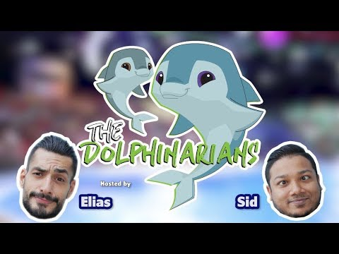 "Dolphinarians Vlog1: Why We Call This Dolphin ""The Baby Boss"""
