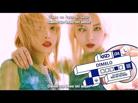KARD - DIMELO [Sub Espa帽ol + Hangul + Rom] HD