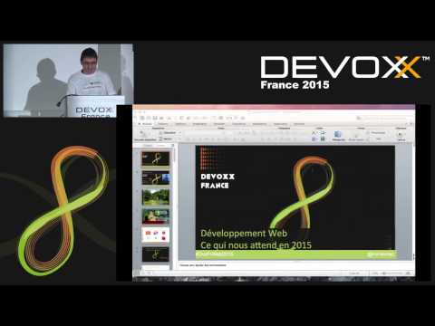 Développement web : ce qui vous attend en 2015
