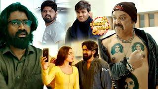 Rahul Ramakrishna Naresh Non Stop Comedy Scenes   Jabardasth Non Stop Comedy Scenes   Sammohanam