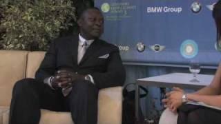 Benjamin Ogbebor, California Solar Energy Institute - Hub Culture Interview at GGCS3
