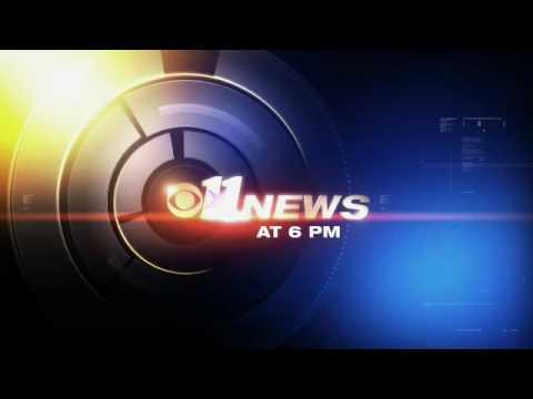 KTVT CBS 11 News at 6 Anchor Open