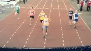 60 m Final Boys Youth Dobrich 2016