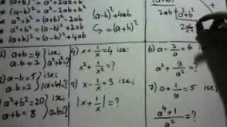 matematik çarpanlara ayırmada muhteşem bir yöntem 1