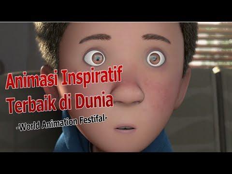 Animasi Inspiratif ini meraih predikat sebagai animasi inspirasi terbaik di dunia