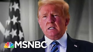 Trump Falsely Claims Hes Cured  Plans New Campaign Events  The 11th Hour  MSNBC