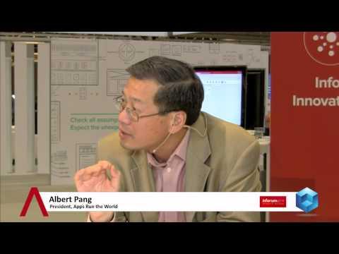 Albert Pang - Inforum 2014 - theCUBE
