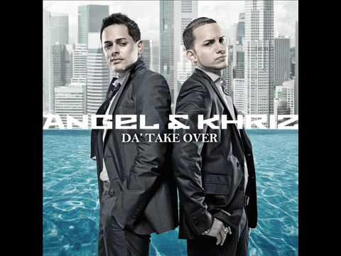 Angel Y Khriz - Subelo (Turn It Up) Feat. Flo Rida (Da' Takeover) ORIGINAL LYRICS REGGAETON 2010
