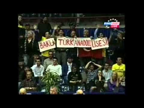 CEV Champions League 2011-2012 Semi-Final (Set4)