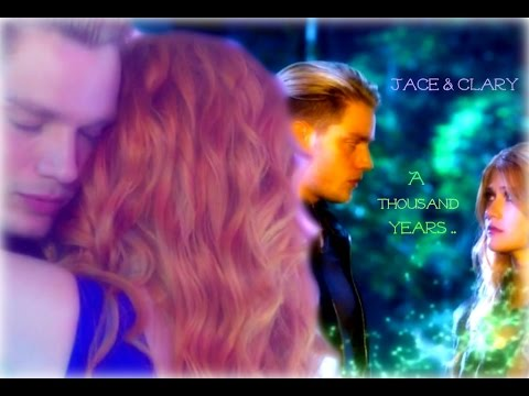 Jace And Clary ~ A Thousand Years