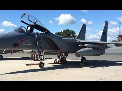 Pilot killed in F-15C jet crash identified