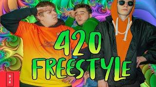 Weednesday Boyzz - 420 FREESTYLE (prod. Joshua Beatz)