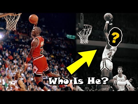 He Was Michael Jordan's ROLE MODEL and Inspiration! - Who Is He?