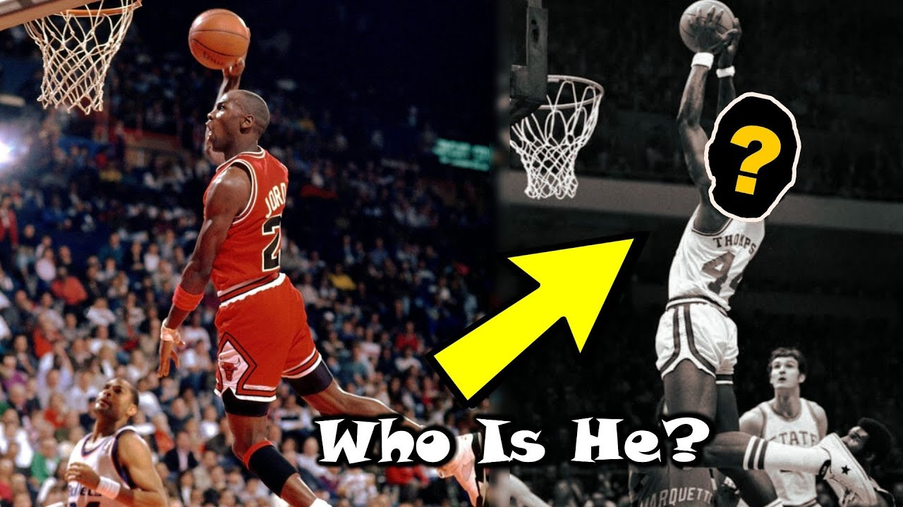 aed0f5440181 He Was Michael Jordan s ROLE MODEL and Inspiration! - Who Is He ...
