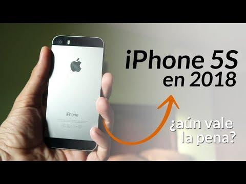 ¿Comprar un iPhone 5S en 2018? ¿Vale la pena?