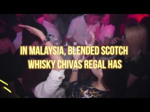 How Chivas Regal Created the Future of Entertainment in Malaysia