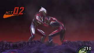 Ultraman Nexus (PS2 import): Double impact Sudden death
