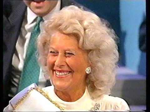 Kilroy TV Programme 1992 (Part 2) Beauty Queens debate with Sharron Gardiner Mills