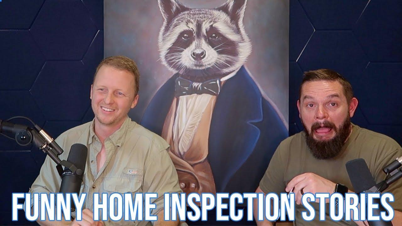 Funny Home Inspection Stories W/ Matt Brading - The Houston Home Inspector