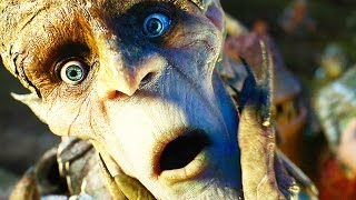 STRANGE MAGIC Trailer German Deutsch 2015