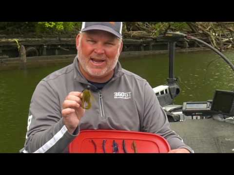 Top 5 Baits For Bed Fishing Spawning Bass