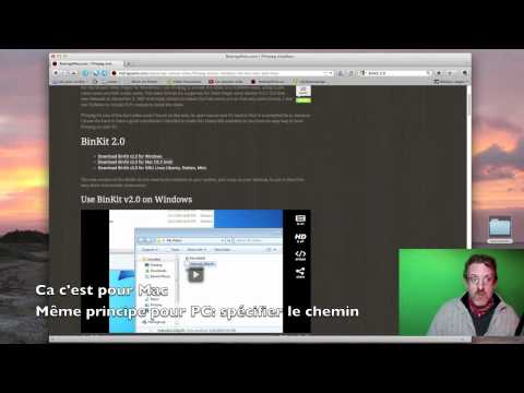 Tuto Video DownloadHelper part 2: installer le convertisseur