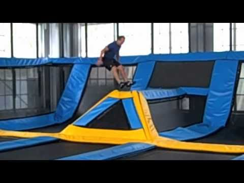 Marvelous House Of Air Trampoline Jumping