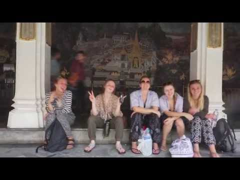 South East Asia - Backpacking 2015