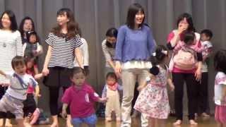 Download lagu 【ペンギンのプール体操-日本親子体操協会-】