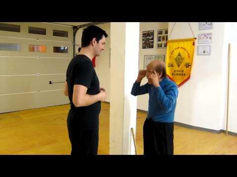 Sifu Lo Man Kam teach in Frankfurt / Germany