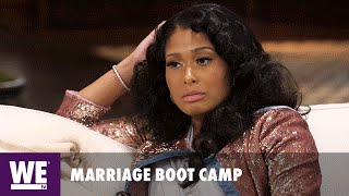 Marriage Boot Camp: Reality Stars | Benzino & Althea Bio | WE tv