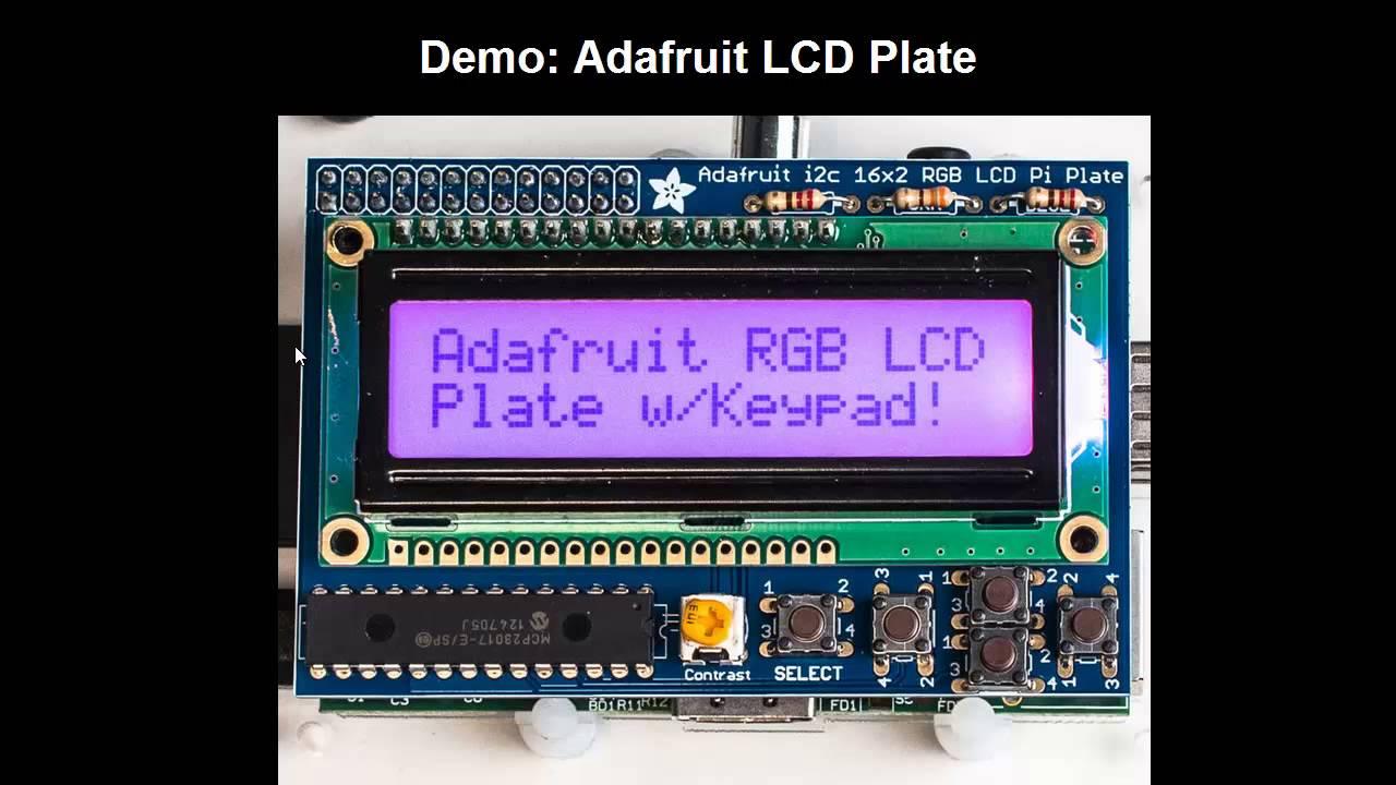 Using Raspberry Pi I2C bus with Java SE Embedded